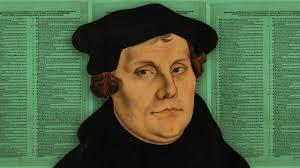 Martinho Lutero e a Guarda do Dia do Senhor